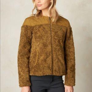 prAna Women's Small Good Lux Jacket Tortoise